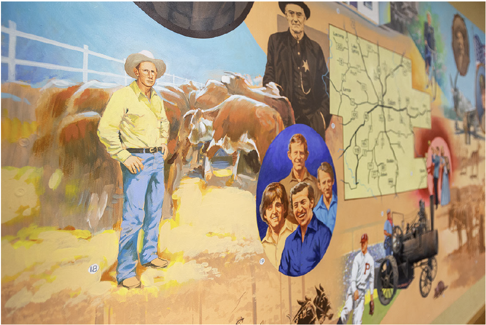 Dent County Mural