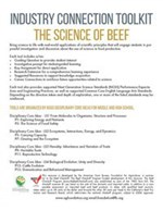 The Science of Beef Toolkit
