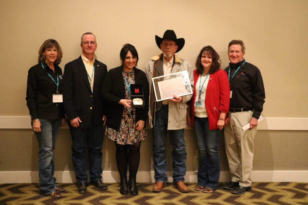Jim McCann Named Mo Beef Mo Kids Champion at Missouri Cattle Industry Convention and Trade Show